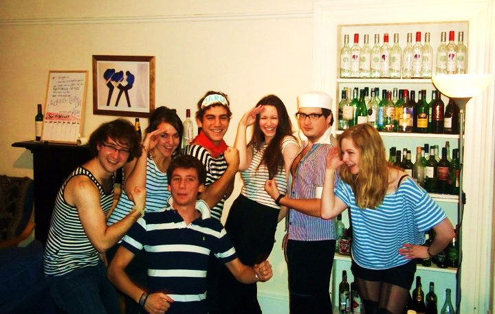Thanks to the best house mates ever for an amazing year x